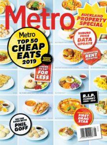 Metro New Zealand – September 2019