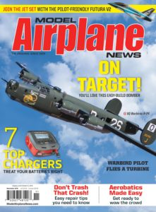 Model Airplane News – November 2019