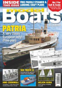 Model Boats – November 2019