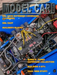 Model Car Builder – Summer 2019