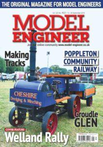 Model Engineer – 13 September 2019