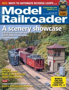 Model Railroader – November 2019