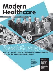 Modern Healthcare – September 09, 2019