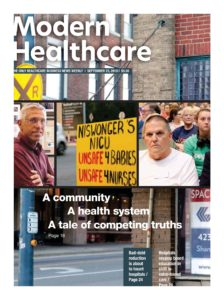 Modern Healthcare – September 23, 2019