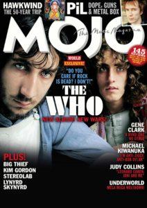 Mojo – November 2019