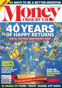 Money Observer – October 2019