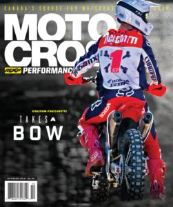 Motocross Performance – October 2019