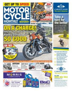 Motor Cycle Monthly – October 2019