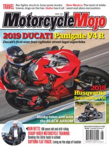 Motorcycle Mojo – August 2019