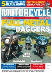 Motorcycle Sport & Leisure – October 2019