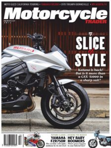 Motorcycle Trader – October 2019