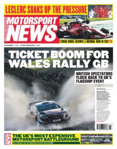 Motorsport News – September 11, 2019