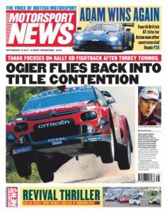 Motorsport News – September 18, 2019