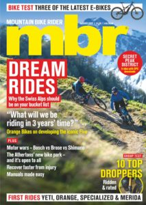 Mountain Bike Rider – August 2019