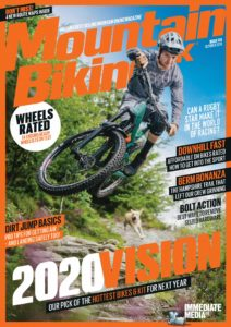 Mountain Biking UK – October 2019