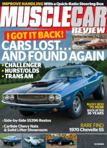 Muscle Car Review – October 2019