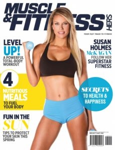 Muscle & Fitness Hers South Africa – September-October 2019