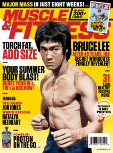 Muscle & Fitness Philippines – July-August 2019