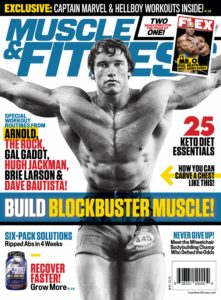 Muscle & Fitness Philippines – May 2019