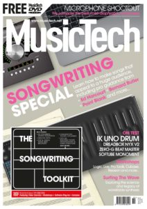 MusicTech – October 2019
