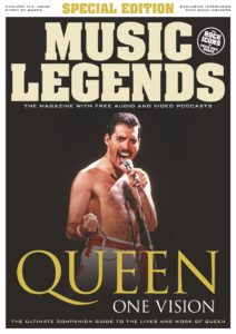 Music Legends – Queen Special Edition 2019