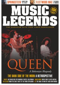 Music Legends – Issue 1 2019