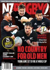 NZ Rugby World – October-November 2019