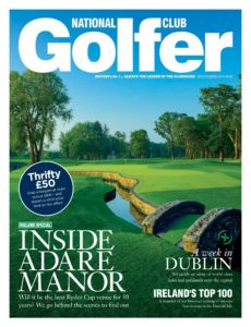 National Club Golfer – September 2019