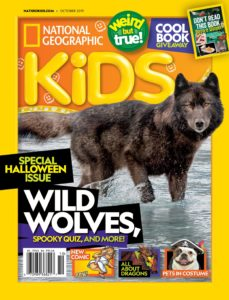 National Geographic Kids USA – October 2019
