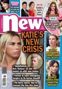 New! Magazine – 09 September 2019