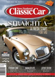 New Zealand Classic Car – October 2019