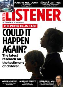New Zealand Listener – September 21, 2019