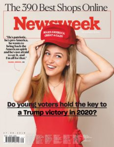 Newsweek International – 27 September 2019