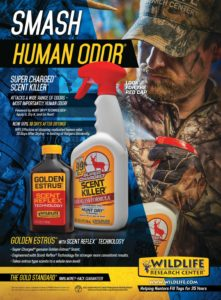 North American Whitetail – October 2019