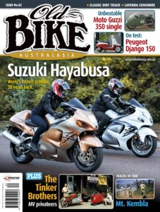 Old Bike Australasia – September 15, 2019