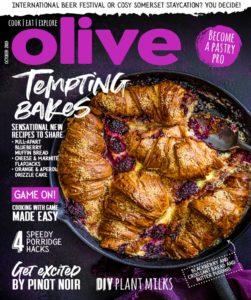 Olive – October 2019