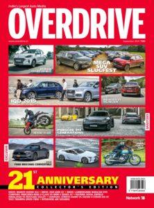 Overdrive India – September 2019