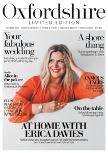 Oxfordshire Limited Edition – October 2019