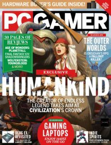 PC Gamer USA – November 2019
