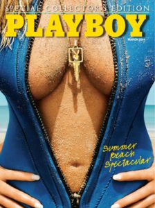 PLAYBOY USA Special Collector's Edition – March 2014