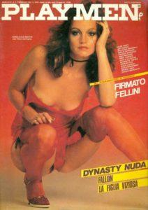 PLAYMEN – February 1983 ITA