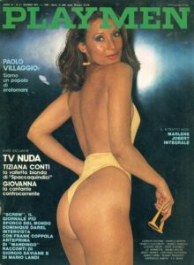PLAYMEN – June 1975 ITA