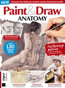 Paint & Draw Anatomy, First Edition 2019