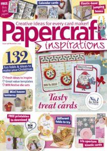 PaperCraft Inspirations – November 2019