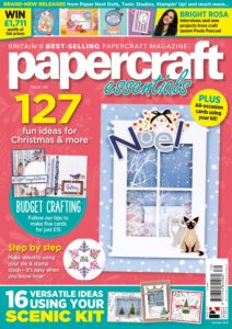 Papercraft Essentials – October 2019