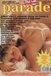 Parade (British Adult Magazine), Issue 146