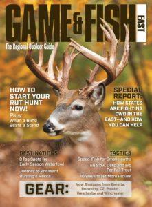 Pennsylvania Game & Fish – October 2019