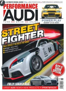 Performance Audi – November 2019