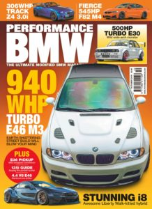 Performance BMW – October 2019