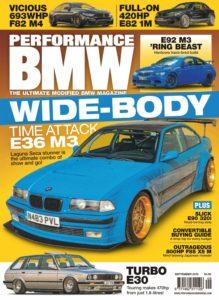 Performance BMW – September 2019